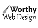 worthy web design